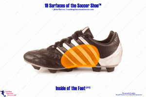 #11 - Inside of the Foot